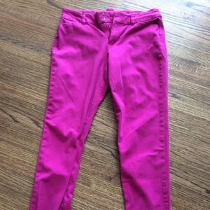 Fuchsia Pixie Pants